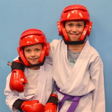 Sibling Tae Kwon Do