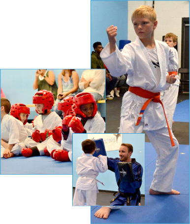 Children Tae Kwon Do